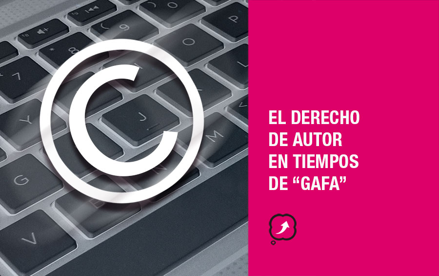 El derecho de autor en internet