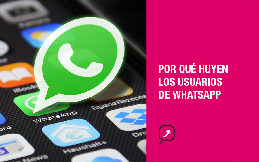 Usuarios de whatsapp